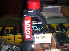 1 LITRO OLIO MOTUL TRANSOIL GEARBOX OIL SAE 10W30 (per ingranaggi)