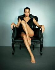 Hollywood Celebrity Photo Poster: ANGELINA JOLIE Poster |24 inch X 36 inch| AAA