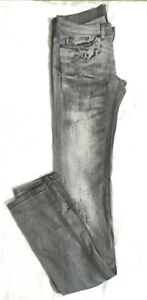 D&G Grey Skinny Jeans