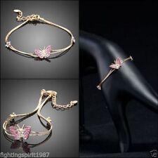 Swarovski Modeschmuck-Armbänder im Ketten-Stil für Damen
