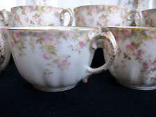 CH FIELD HAVILAND- GDM (c.1882)- CUP(S) ONLY- RARE!! EXCELLENT!! GILT!!