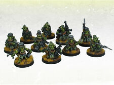 Orco war2 orc Grot greatcoat Iron rico Goblin Squad (10) Kromlech krm079