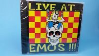 New Music CD Live at Emos, Dutch East India trading Rise records