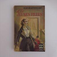 Henri de Montherlant Les Jeunes Filles 1947 Gallimard littérature roman N5889