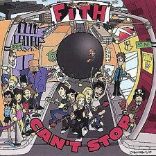 Fith : Cant Stop CD
