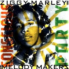LP - Ziggy Marley And The Melody Makers - Conscious Party (REGGAE) SPANISH EDIT.