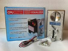 10pcs Advanced CPU Coin Selector Acceptor mech sorter for arcade Jamma game kit