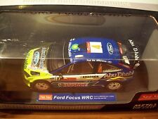 1/18 SUN STAR MODELS FORD FOCUS RS WRC 2007 WINNERS JAPAN HIRVONEN/LEHTINEN