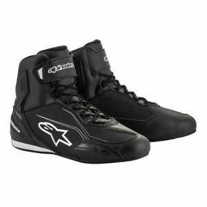 ALPINESTARS Faster V3 Motorcycle Street shoes Black ALL SIZES