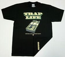 STREETWISE TRAP LIFE T-shirt Urban Streetwear Adult Men's Tee Black New