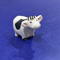 Artesania Rinconada Holstein Cow Calf Black & White #194A Classic Collection
