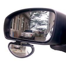 Hypersonic Black Car Wide Angle Rear Mirror Side Rear View Blind Spot Mirror