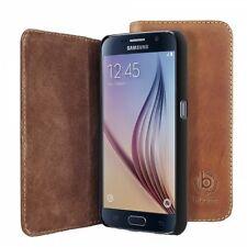 original BUGATTI SAC D'affaire en cuir pour Samsung Galaxy S6 G920 G920F ÉTUI