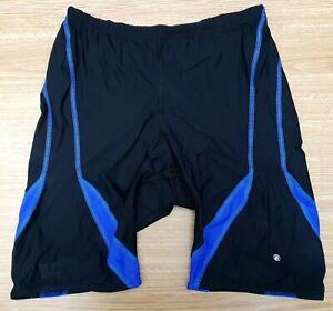 "ACCLAIM Compression Running Shorts XXL Navy Blue Royal Panel 32""/34"" Waist"