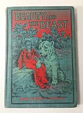 Beauty and the Beast and Other Stories - Illustrations - A.L. Burt, New York