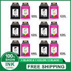 Combo Black & Color Ink Cartridge 65XL 63XL 62XL 64XL 61XL 60XL for HP Printer