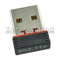 Nano USB Wifi Wireless N Mini 802.11n Wi-Fi Adaptor Dongle Realtek RTL8188CUS