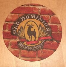 Old Dominion Brewing Co - Beer Mat/coaster