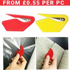 More details for letter opener cutter open office envelope paper knife safety sharp blade plastic