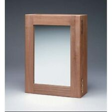 Whitecap Teak Medicine Chest w/ Mirror 62354C