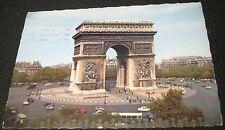 France Paris L'arc de Triomphe de L'Etoile C122 LP Color - used 1961