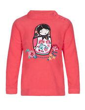 Bestickte Pullover für Baby Mädchen