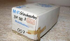 B19 Merker + Fischer Bausatz 007 Tenderlok BR 98.3 Glaskasten ungenutzt