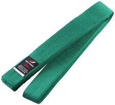 Pro Touch Unisex Niños Hombre Mujer Cinturón Budo Verde