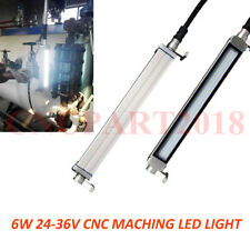 6W 24-36V LED Light CNC Machine Lamp L280MM Mill Lathe Drilling Machine,White