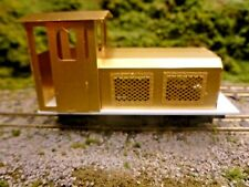 009 NEW KIT 62  Etched brass Schoma Diesel Loco bodyshell for the Kato 11-103