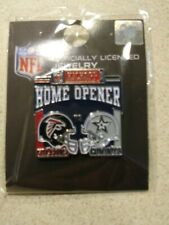Dallas Cowboys VS Atlanta Falcons Game Day Lapel Pin September 20, 2020