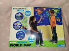 Discovery Kids Activity World Map 76 pieces Used Homeschool Kids school