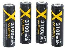 ULTRA HI 4 AA BATTERY FOR NIKON COOLPIX L10 L11 L12 L18 S4