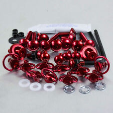 Aluminium Fairing Kit YZF1000 R1 Quick Release Red