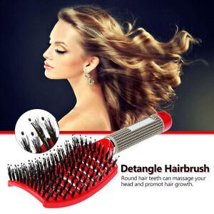 Magic Handle Detangling Comb Shower Hair Brush Styling Salon Home Hairdress Tool