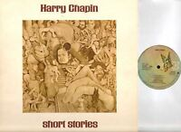 HARRY CHAPIN short stories (UK Original) LP EX-/EX Folk Rock, Soft Rock K42155