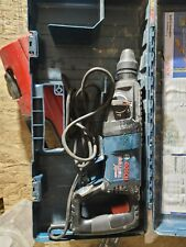 New listing Used Bosch Bulldog Xtreme 11255Vsr Corded Rotary Hammer Drill With Case