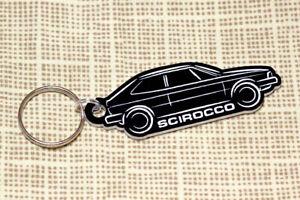 VW Scirocco Mk1 Keyring