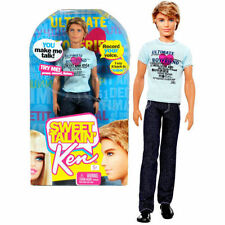 Ken & Same-Size Friends Barbie Dolls (1973-Now)