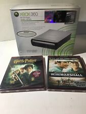 Microsoft XBOX 360 HD DVD PLAYER King Kong Harry Potter We Are Marshall New!