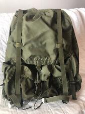 Genuine Us Gi Military Army Usaf Alice Pack Large Rucksack Backpack w/Frame
