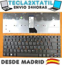 TECLADO PARA PORTATIL PACKARD BELL NS44 904Ir07c0s  EN ESPAÑOL VER FOTO