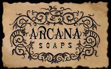 Arcana *Peaches Crave Vanilla* Perfume Oil Indie Handmade Vegan Cruelty Free