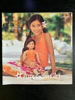 American Girl Doll Jess Catalog January 2006, Emily, Molly, Nellie, Felicity