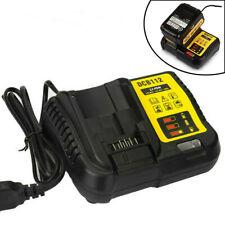 DCB112 Lithium Battery Charger for Dewei DeWalt 14.4V/18V/20V Fast Charge US