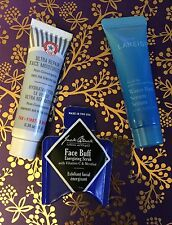 Set Of 3 Laneige, Jack Black And First Aid Beauty Deluxe Samples