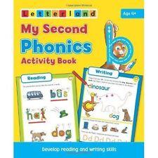 My Second Phonics Activity Book (Letterland),Holt, Lisa,Excellent Book mon000010