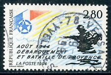 TIMBRE FRANCE OBLITERE N° 2895 DEBARQUEMENT EN PROVENCE Photo non contractuelle