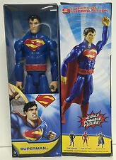 "Mattel DC Comics 12"" 30cm The  Superman  Figure."