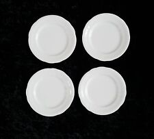 4 ROYAL DOULTON PROFILE BREAD & BUTTER PLATES (8 AVAIL)BONE CHINA ENGLAND H 5176
